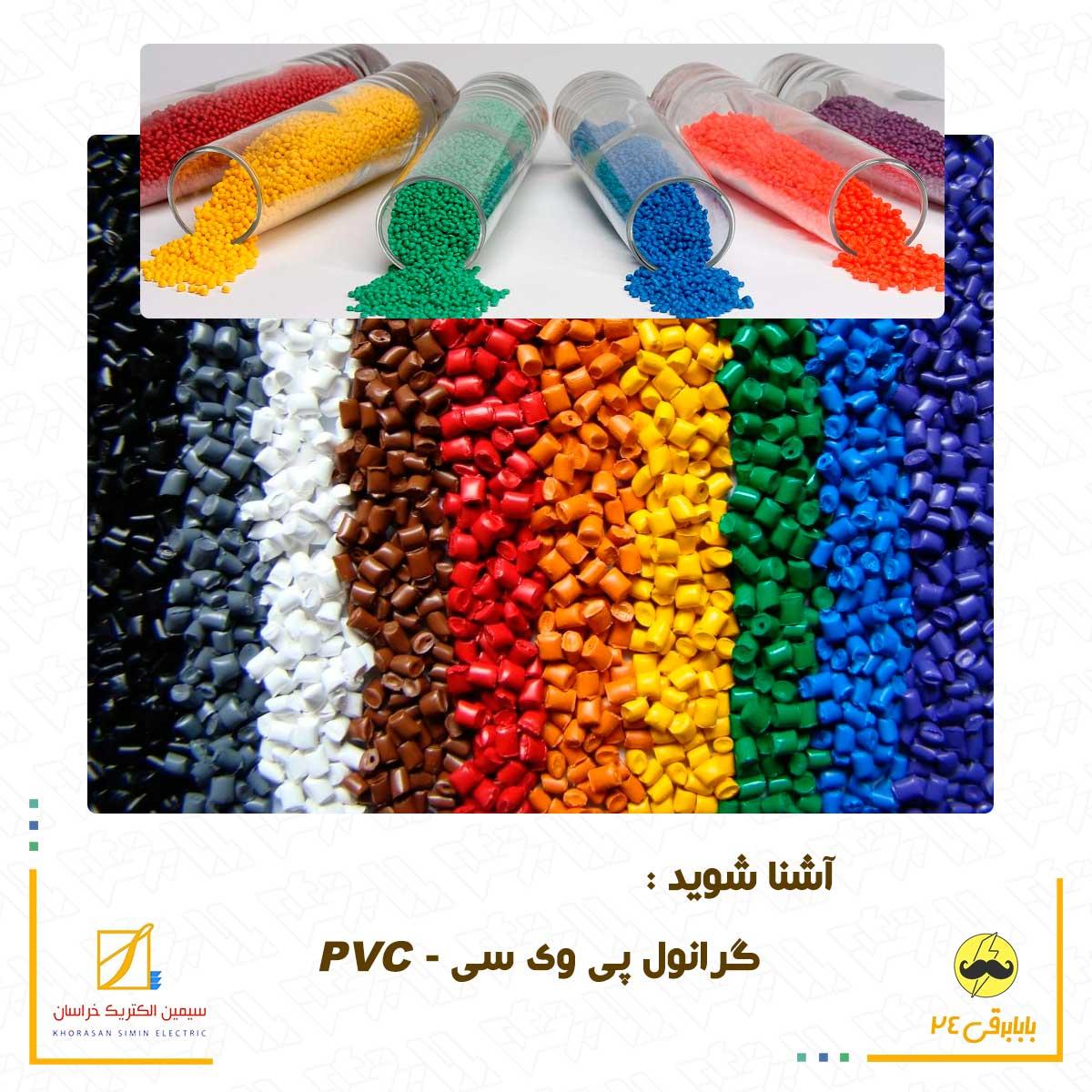 گرانول-PVC